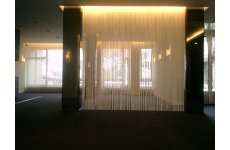STRING CURTAIN PANELS :