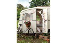 CARAVAN NET CURTAINS