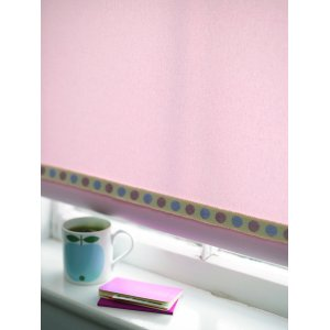 CANVAS PINK BLIND