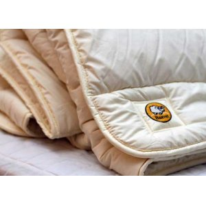 BAAVET PURE WOOL DUVET 8-12 TOG AUTUMN & WINTER