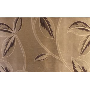 ALLAMORE CHOCOLATE FABRIC SOLD BY THE METRE