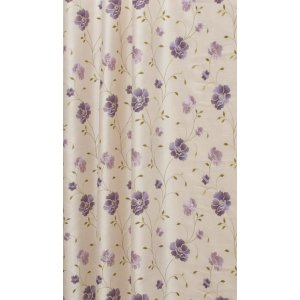 WENTWOOD LILAC EMBROIDERED FABRIC PRICED PER METRE PLEASE PUT THE METRE QUANTITY INTO THE BOX