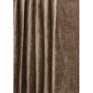 LUXOR MINK  CHENILLE PLAIN FABRIC SOLD BY THE METRE PUT AMOUNT  QUANTITY INTO THE BOX