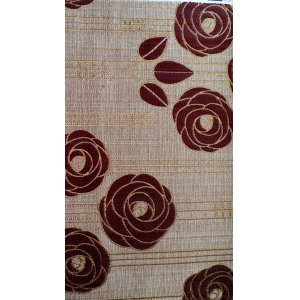 ARCADIA BROWN AND BEIGE FABRIC PRICE IS PER METRE
