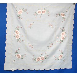 DESIGN NUMBER 1 EMBROIDERED TABLE CLOTHS