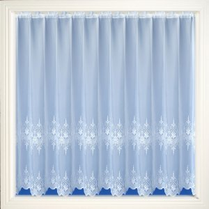 LINCOLN WHITE VOILE CURTAIN