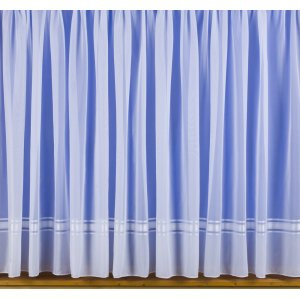 JESSICA VOILE CURTAIN: priced per metre