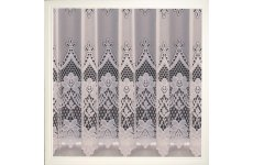 ASPEN WHITE NET CURTAIN discontinued design