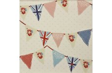 BUNTING PENCIL PLEAT TOP FULLY LINED custom made to your exact drop free of charge
