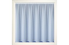 VERMONT WHITE VOILE  NET CURTAIN