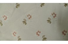 CREAM TAPESTRY FABRIC PRICED PER METRE