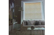 REFLECTION PEWTER ROLLER BLIND, PLEASE EMAIL WITH EXACT SIZE