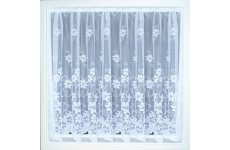 CATHERINE WHITE  NET CURTAIN TYRONE : priced per metre