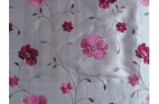 WENTWOOD CERISE FABRIC SOLD BY THE METRE