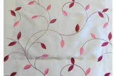 DELAMERE CERISE FABRIC SOLD BY THE METRE