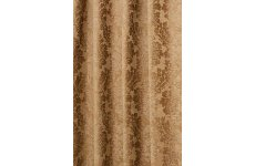 ALEXANDRIA BEIGE CHENILLE FABRIC SOLD BY THE METRE