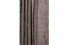 LUXOR PEWTER PLAIN CHENILLE FABRIC PRICE IS PER METRE