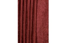 LUXOR RUST PLAIN CHENILLE FABRIC PRICE IS PER METRE PUT REQUIRED AMOUNT INTO THE BOX