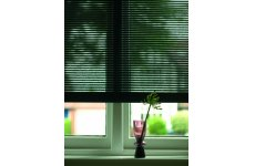 GRAND COLONIAL BLACK ROLLER BLIND  CONTACT US FOR PRICE