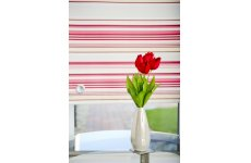 HORIZON RED RASPBERRY ROLLER BLIND CONTACT US FOR PRICE