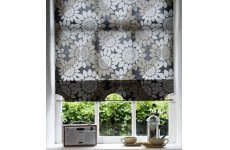 SORISA CHARCOAL ROLLER BLIND CONTACT US FOR PRICE