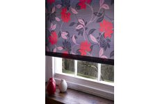 LILLIANA RED ROLLER BLIND CONTACT US FOR PRICE