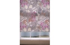 GARDEN PINK ROLLER BLIND CONTACT US FOR PRICE