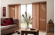 ANTIGUA FABRIC  PANEL BLIND CONTACT US FOR PRICE