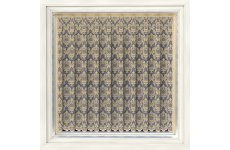 SCARLETT CREAM NET CURTAIN