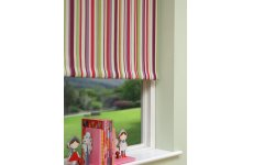 ROLLER BLIND CANDY STRIPE TOOTI FRUITI PLEASE RING OR EMAIL FOR PRICE