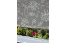 JAVA SOFT GREY ROLLER BLIND PLEASE RING OR EMAIL FOR PRICE