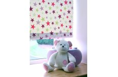 OLD MILL STARS TUTTI FRUITTI ROLLER BLIND PLEASE RING OR EMAIL FOR PRICE