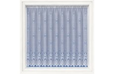WINDSOR WHITE NET CURTAIN