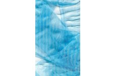 ORGANZA SKY BLUE SHEER FABRIC 150CM WIDE