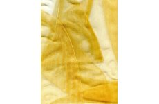 Organza Light Gold sheer fabric 150cm wide priced per metre