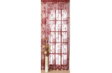 BRIDGET WINE PANEL: 142CM WIDE