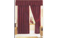 STAMFORD READY MADE CURTAINS: priced per pair