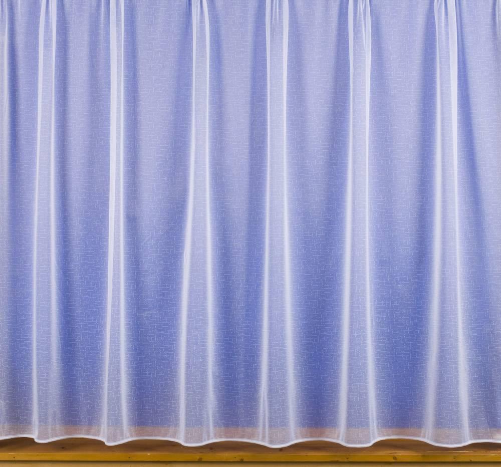 nina white net curtain priced per metre net curtain 2. Black Bedroom Furniture Sets. Home Design Ideas