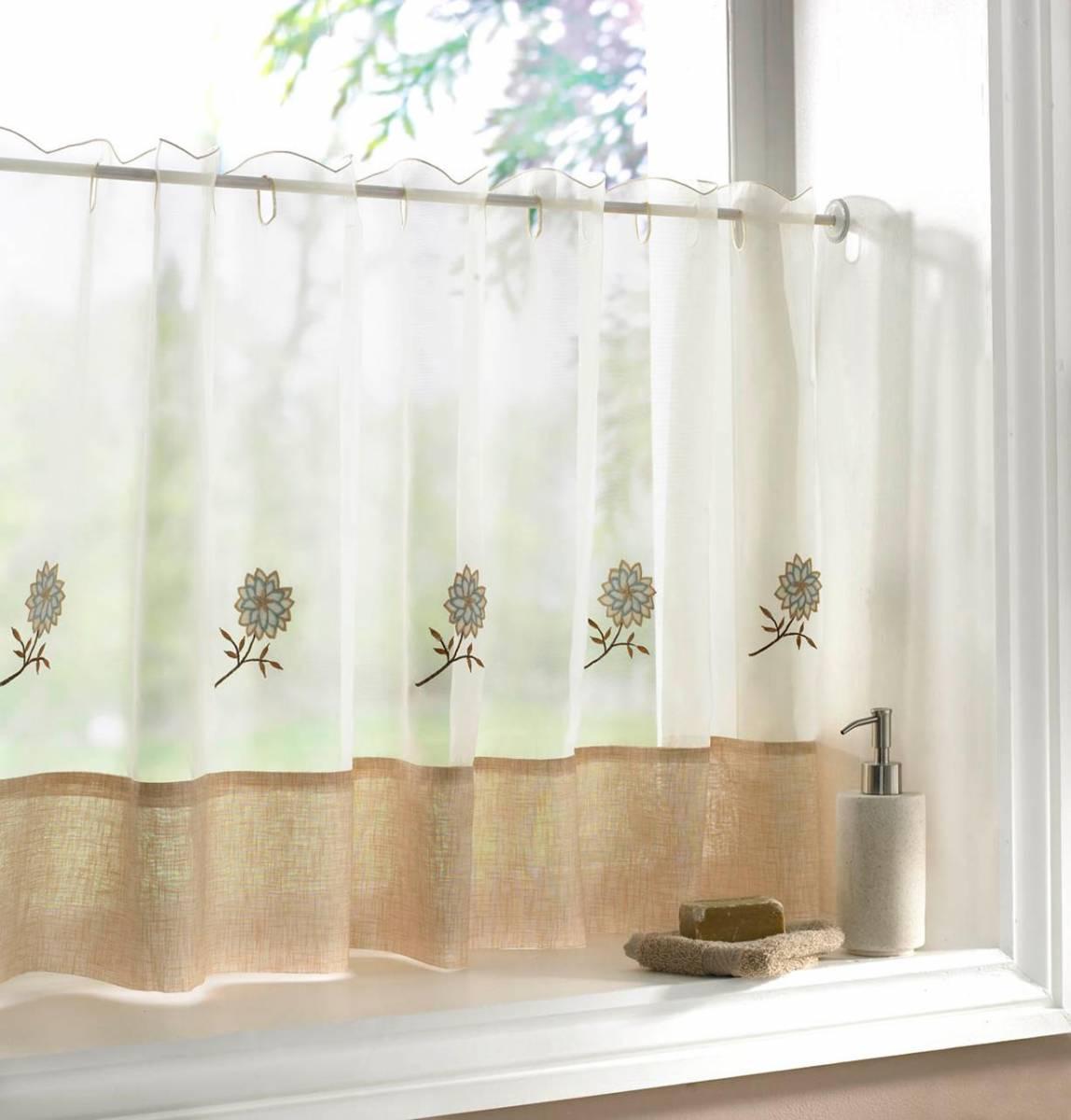 cafe net curtains the range. Black Bedroom Furniture Sets. Home Design Ideas